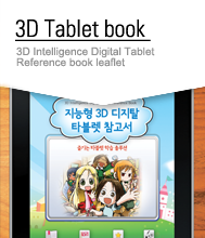 3D Tablet Book